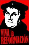 Viva la Reformacion - Luther