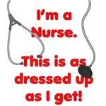 I'm a Nurse.