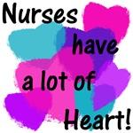Nurses have Heart!