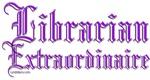 Librarian Extraordinaire 3