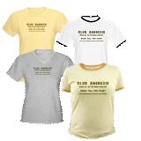 NightClub & Bar Tees, T-shirts & Gift Ideas