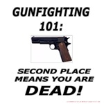 GUNFIGHTING 101