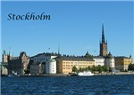 Gamla Stan (Stockholm's Old Town)