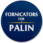 Fornicators for Palin