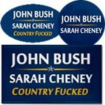 John Bush and Sarah Cheney