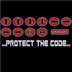 Protect the Code...