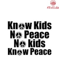 Know Kids No Peace