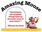 Amazing Mouse Superhero