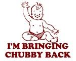 FAT BABY HUMOR I'M BRINGING SEXY BACK I MEAN CHUBB