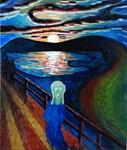 Gogh's Scream