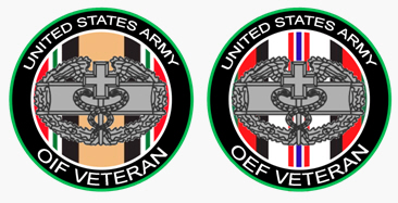 Veteran's with CMB's