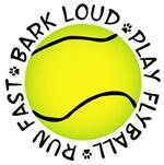 Run Fast Bark Loud