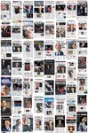 HISTORY! Obama Wins! Newspaper Headlines of 50 Sta