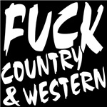 Fuck Country Western