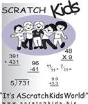 Scratch Kids World Math Poster 2