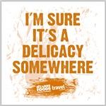 Delicacy Somewhere