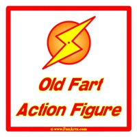 Old Fart Action Figure v2