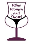 Wine Woman and Thong