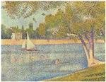 <i> Seine at Grande Jatte </i>