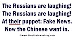 The Russians Are Laughing!