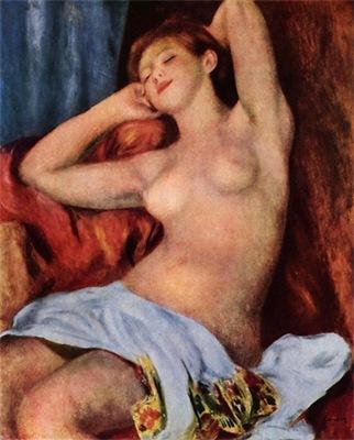 Renoir - Bather Sleeping