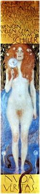 Klimt - Nude Veritas