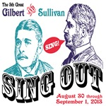 5th GReat Gilbert & Sullivan Sing Out