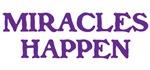 MIRACLES HAPPEN: TARGET GOLDMAN SACHS™