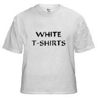 YeshuaWear.com White T-Shirts