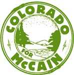 Colorado for McCain (Green)