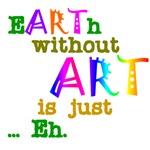 Earth Needs Art