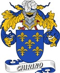 Chirino Coat of Arms, Family Crest