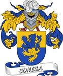 Conesa Coat of Arms, Family Crest