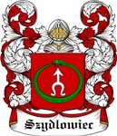 Szydlowiec Coat of Arms, Family Crest