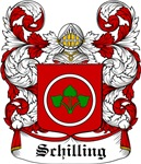 Schilling Coat of Arms, Family Crest