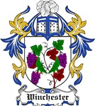 Winchester Coat of Arms, Family Crest