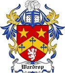 Wardrop Coat of Arms, Family Crest