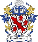 Houldsworth Coat of Arms, Family Crest