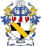 Hood Coat of Arms, Family Crest