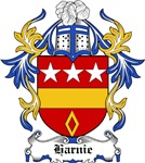 Harnie Coat of Arms, Family Crest