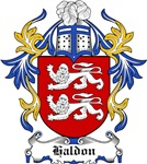 Haldon Coat of Arms, Family Crest