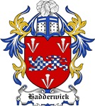 Hadderwick Coat of Arms, Family Crest