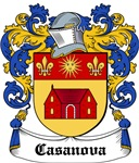 Casanova Coat of Arms, Family Crest