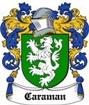 Caraman Coat of Arms, Family Crest