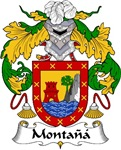 Montana Family Crest