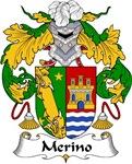 Merino Family Crest