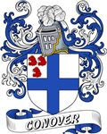 Conover Coat of Arms