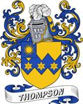 Thompson Coat of Arms