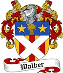 Walker Family Crest, Coat of Arms