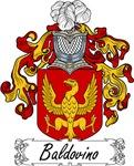 Baldovino Family Crest, Coat of Arms